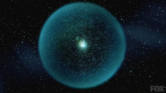 Afbeeldingen van Cosmos A Space Time Odyssey S01E…